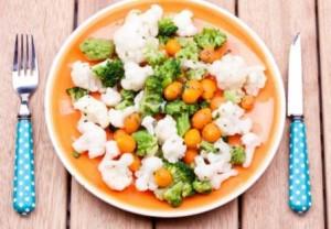 Cocina saludable para niños