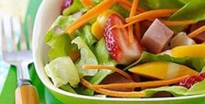 Cocina saludable para niños.