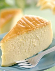 Receta tradicional de tarta de queso