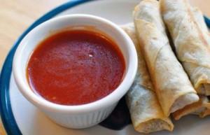cinco recetas de salsas