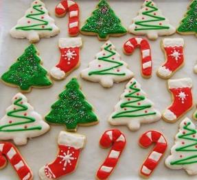 Receta facil de galletas con fondant