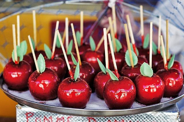 Recetas para la comida creativa para niños