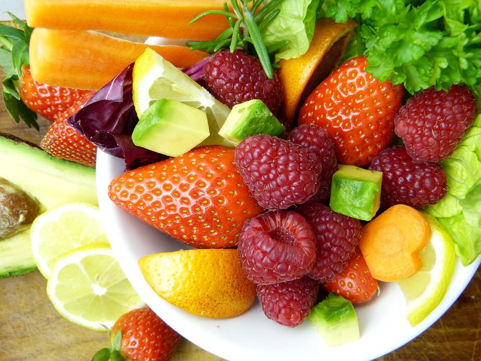 Ideas para la mejor merienda en el cole-Frutas y vegetales