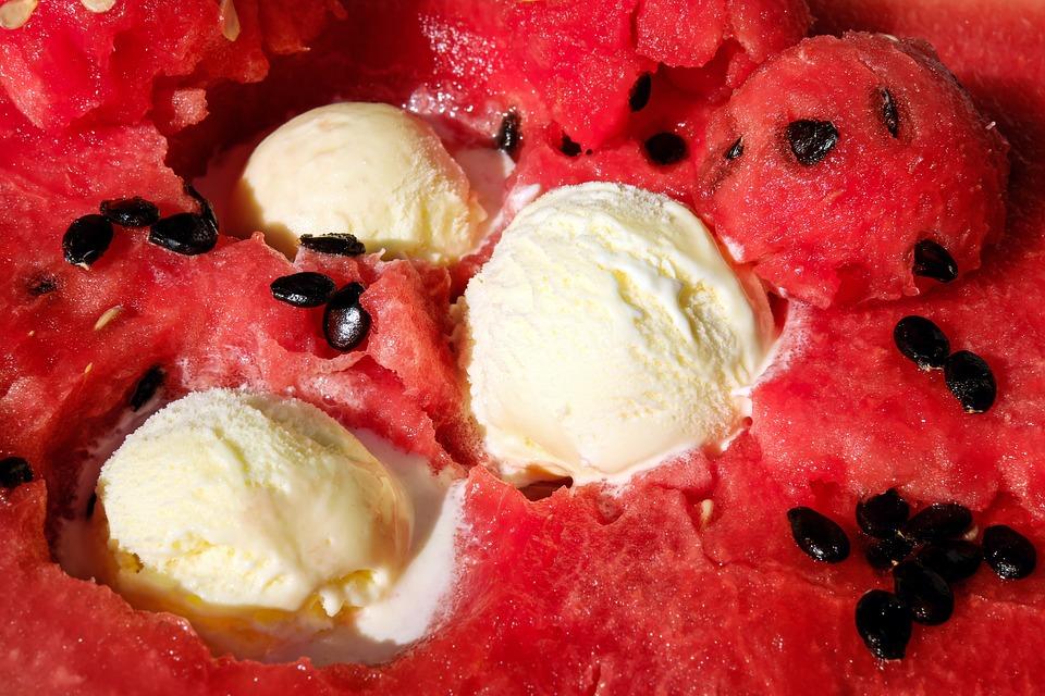Recetas con fruta y helado para niños-Se muy creativo y espontáneo