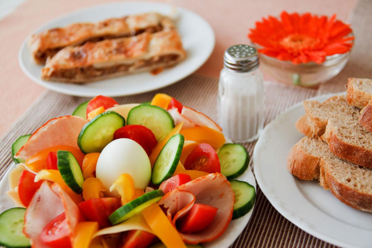 Cuál es el desayuno infantil más completo