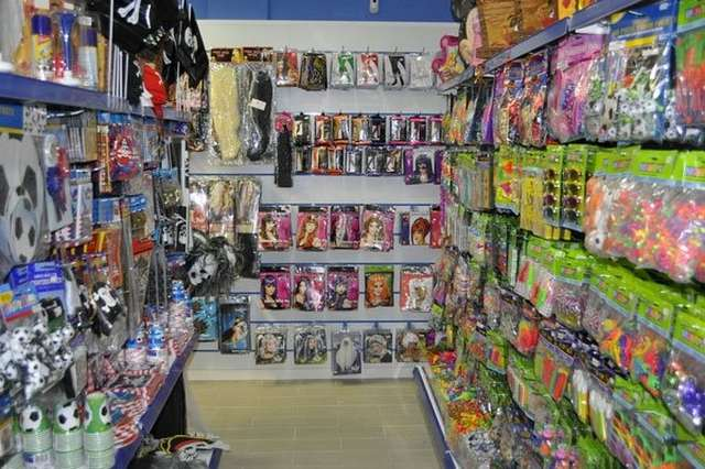 Tiendas de artículos de fiesta en Valladolid-articulos para fiesta