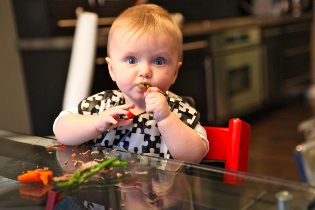 Súper alimentos para niños